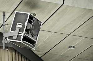 speakers - noise