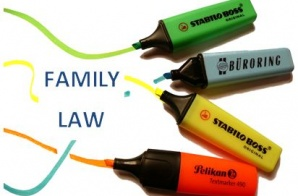 family law highlights
